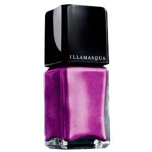 Illamasqua UV Glow nail varnish in Séance