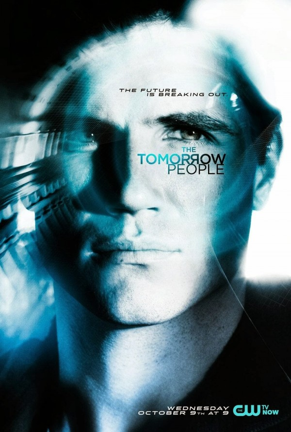 The Tomorrow People promotion poster