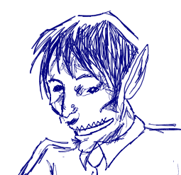 Drawing as seen in Inkling app
