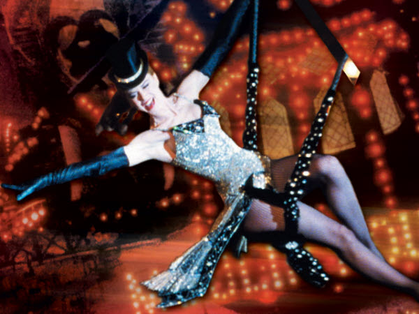 Nicole Kidman entrances her audience as Satine in 2001's Moulin Rouge