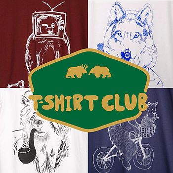 tshirt club subscription
