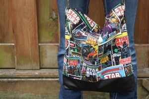 StarWarsFabricHandbag