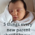 The NCT doesn't do a postnatal course, but if they did, this is what they should teach new parents