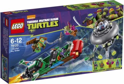 LEGO Teenage Mutant Ninja Set