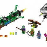 Sickly Green Teenage Mutant Ninja Turtle LEGO Sets are the best we've seen in ages