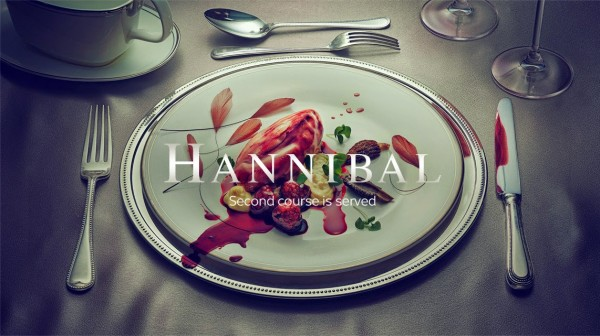 Hannibal - ready for seconds? Tuesdays, Sky Living, 10 pm
