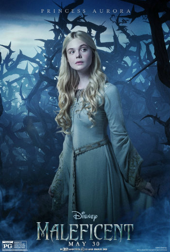 Elle Fanning as Aurora