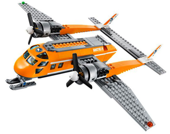 Amazing styling make this plane a must-have.