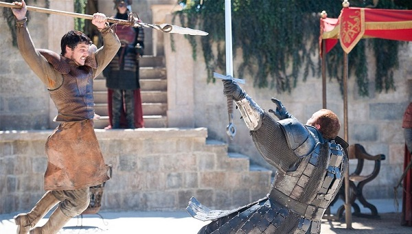 Game of Thrones: The Mountain And The Viper