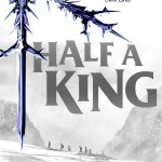 UK Cover for Half a King by Joe Abercrombie