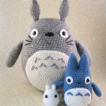 Free Studio Ghibli craft patterns round-up