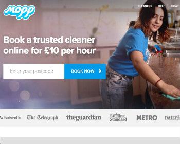 screenshot from Mopp