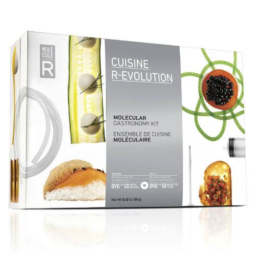 Prezzybox molecular gastronomy kit