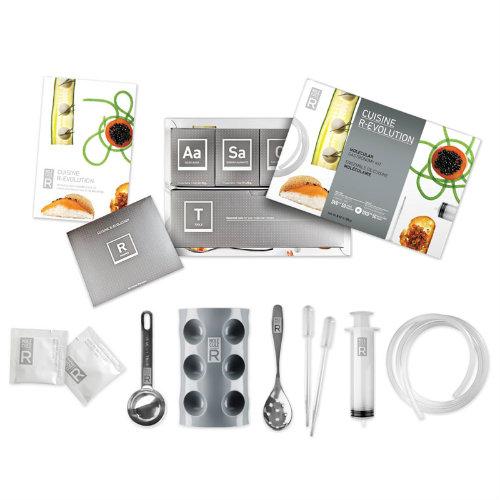 Prezzybox molecular gastronomy kit - £39.95