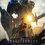 Poster for Transformers 4: Age of Extinction