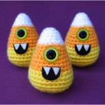 Gleeful Things candy clops amigurumi