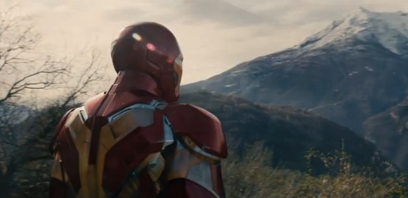 Robert Downey Jr. reprises his role as Tony Stark/Iron Man
