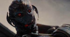 James Spader as Ultron in Avengers: Age of Ultron