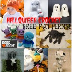Free Crochet patterns for Halloween – some of our favourite crafty projects