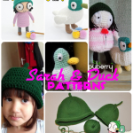 Sarah & Duck Patterns – Free Knitting and Crochet round up