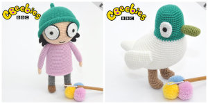 Sarah and Duck Crochet