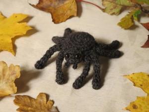 crochet-spider