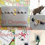 DIY Chrismas Present Tutorials Round-up