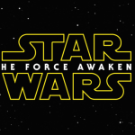 Titlecard for Star Wars Episode VII: The Force Awakens