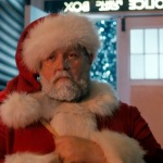 Nick Frost as Santa. This is happening, people.