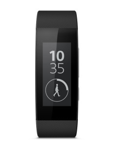 Sony SmartBand Talk SWR30 black