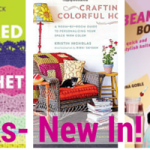 The Latest Crochet and Knitting Books for Spring