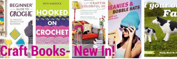 New Craft Books 2015