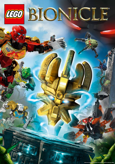 New year, new Bionicle.