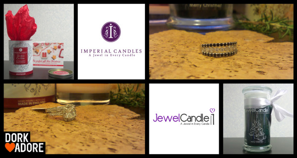 Jewel Candles