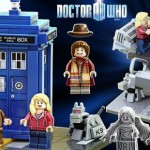 Doctor Who LEGO on its way!