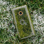 Grass eco-phone launches England's Six Nations game