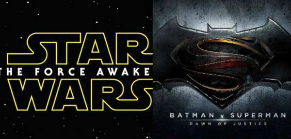 Star Wars Versus Batman V. Superman: Dawn of Justice, in a battle of the trailers