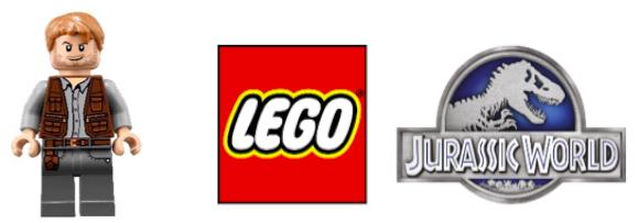 jurassic lego