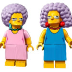 The Simpsons LEGO Minifigures return in Series 2