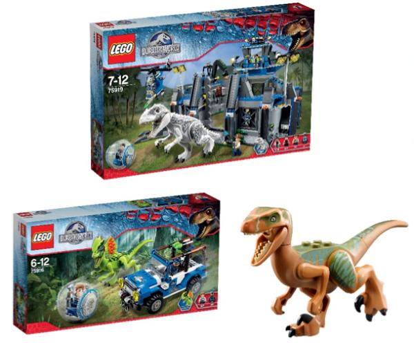 raptor and sets