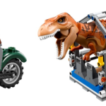 Jurassic World LEGO hits the shops