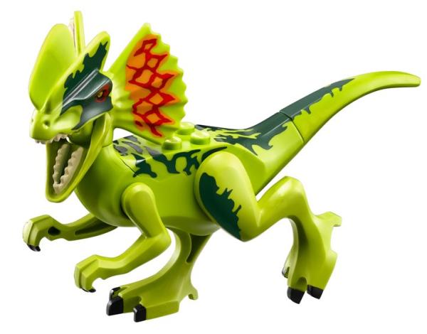 I love dinosaurs with funky carnival headgear.