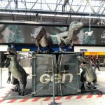 Jurassic World is taking over London!