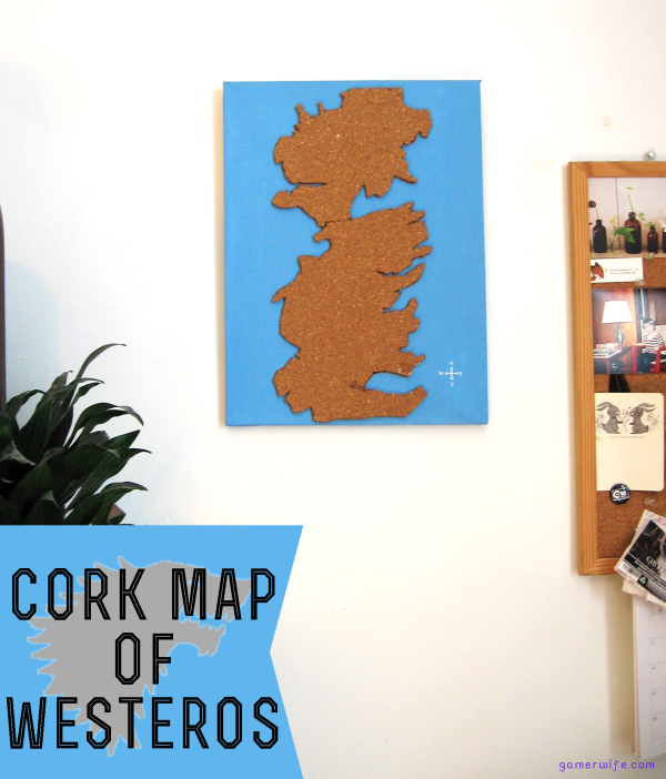 cork map of westeros