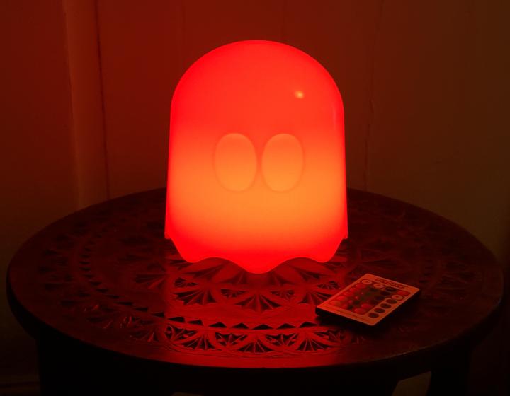 Pac Man_Lamp_1