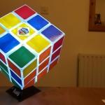 Rubik's Cube Light up your life!