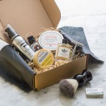 Are you brave enough for a Personal Barber shaving box?