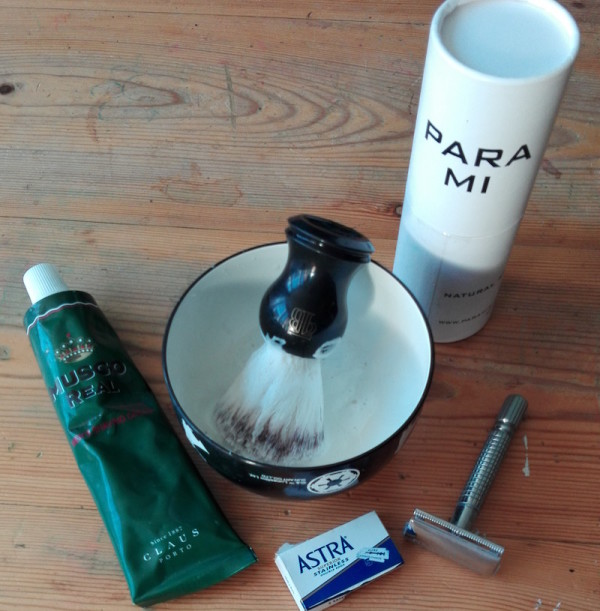 Personal Barber Box Shaving Products